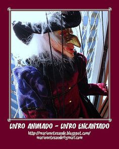 Marionnette Commedia dell'arte