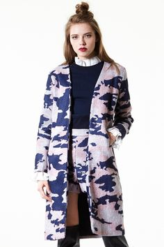 Code Name Camo Jacket Shorts Set - What's new Discover the latest fashion trends online at storets.com