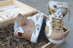 FBCC CUSTOM AIR JORDAN 6 (1ST RING CORK)