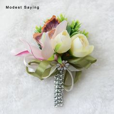 Find More Wedding Bouquets Information about 5PCS Fashion Best Man Corsage for Groom Groomsman Rose Flowers Wedding Suit Boutonnieres 2017 Accessories Pin Brooch Decorations,High Quality corsage mens,China corsage for wedding Suppliers, Cheap rose boutonniere from modest saying Lacebridal Store on Aliexpress.com