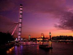 the london eye, london, england; bucket list destination.