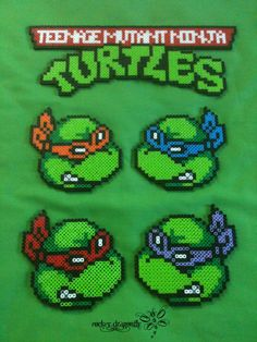 Teenage Mutant Ninja Turtles by RockerDragonfly.deviantart.com on @deviantART