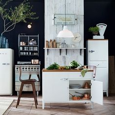 Cabin Kitchen Island | west elm