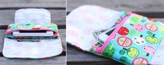 Noodlehead: Zip Pocket Pouch Pattern