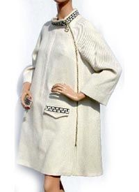 ca 1966 Tent Coat Dress  - courtesy Poppy's Vintage Clothing at Babylonmall.com