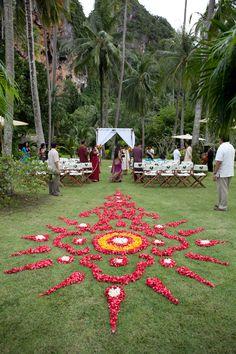 Indian Traditional wedding #wedding #destination #thailand