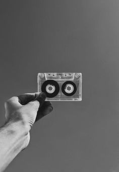 Grayscale Photography Of Person Holding Cassette Tape Color Palette - Hex & RGB Code Gray Aesthetic, Black And White Aesthetic, Aesthetic Grunge, Vintage Colour Palette, Colour Pallete, Bedroom Wall Collage, Photo Wall Collage, Black And White Picture Wall, Black And White Pictures