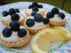 """Gourmet Girl Cooks: Quick & Easy """"Lemon Chiffon"""" Tartlets"""