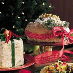 Chicken-Artichoke-Cheese Spread Gift Box | MyRecipes.com