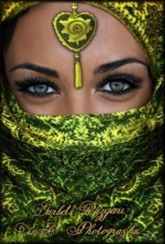 Indian girl.