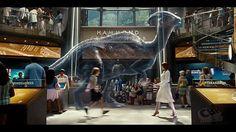 Parasaurolophus Hologram