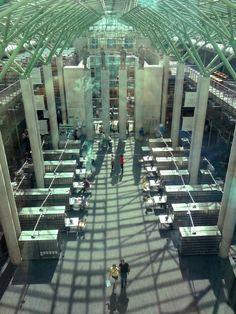 Biblioteka Uniwersytecka w Warszawie - Warszawa - recenzje Biblioteka… Warsaw University, Poland, Trip Advisor, Fair Grounds, Architecture, Inspiration, Arquitetura, Biblical Inspiration, Architecture Design