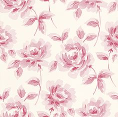 Floral Rose  wallpaper by Esta Home