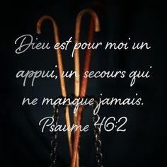 ~ Psaumes 46.2 ~                                                                                                                                                                                 Plus