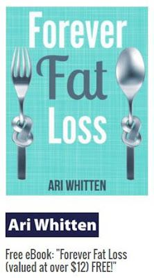 "Free eBook: ""Forever Fat Loss (valued at over $12) FREE!"""
