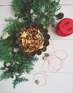 Gyümölcskenyér, a kedvenc karácsonyi sütim | SÜTIZŐ Christmas Wreaths, Food And Drink, Holiday Decor, Blog, Home Decor, Decoration Home, Room Decor, Blogging, Home Interior Design