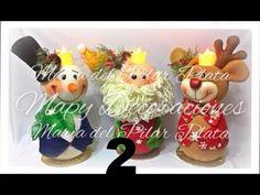 Christmas Lanterns, Christmas Crafts, Xmas, Christmas Ornaments, Christmas Ideas, Dyi Crafts, Pasta Flexible, Clay Art, Bowser