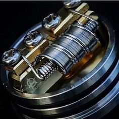 This is a really interesting coil build..tons of surface area..