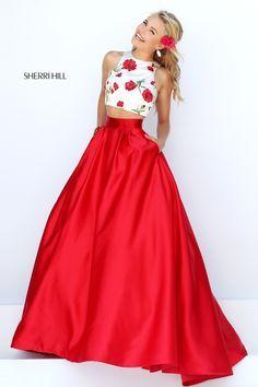 http://www.hispabodas.com/vestidos-de-fiesta/fotos-vestidos-estampados-flores-y-cerezas/96963