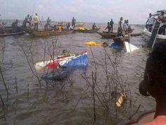 Ekpo Esito Blog: '3 die' as helicopter crashes into Lagos lagoon