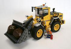 LEGO Ideas - LEGO Volvo loader L220g