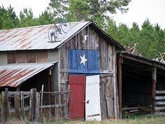 Texas Barn Pride