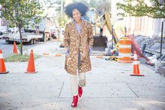 Creative Digital Director of Vogue.com Chioma Nnadi takes us through a week of outfits.