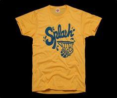 Homage x Golden State Warriors 'Splash' Tee