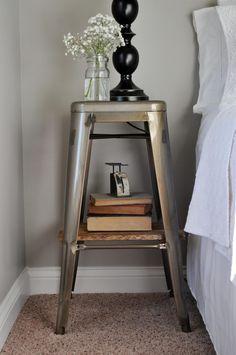 Alternative & Inspiring Bedside Tables | The Interior Editor