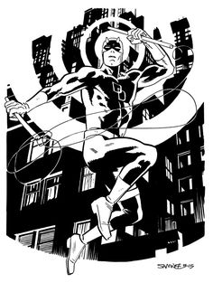 By Chris Samnee