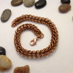Copper Persian Weave Bracelet on Etsy, $17.00 CAD