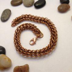Copper Persian Weave Bracelet on Etsy, $17.00 CAD
