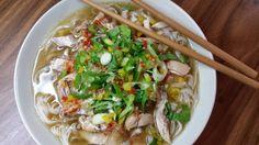 DOMA navařeno: Vietnamská kuřecí polévka Pho' ga