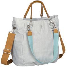 Le sac Méli mélo   gris clair de la marque Lässig vous permettra de ranger tout le nécessaire de bébé pour vos promenades.