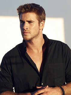 Miley Cyrus is too trashy for Liam Hemsworth. Send him my way. ;) hahaha