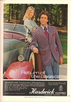 1973 Hardwick Clothes Advertisement Playboy November 1973   by SenseiAlan