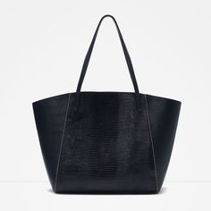 REVERSIBLE METALLIC HOLDALL-View all-Bags-WOMAN | ZARA United States
