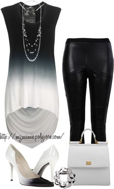 """Untitled #655"" by mzmamie ❤ liked on Polyvore"