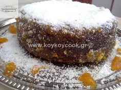 Meals Without Meat, Greek Recipes, Candy Recipes, Banana Bread, Tasty, Yummy Yummy, Food And Drink, Cooking Recipes, Pudding