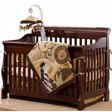 Lambs & Ivy Baby Cocoa 6 Piece Crib Bedding Set $189.99 at Babies R Us