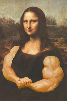Mona Lisa muscle