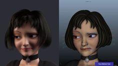 Mathilda Rig – Free Maya Rig, Female Character rigComputer Graphics & Digital Art Community for Artist: Job, Tutorial, Art, Concept Art, Portfolio