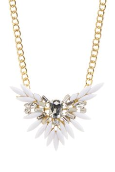 Winged Pendant Necklace on HauteLook