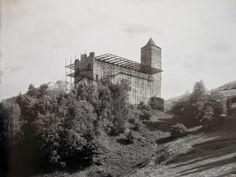 zumthor. Teatro adaptable al castillo de Riom, Graubünden