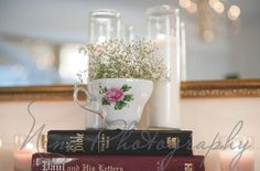 teacup wedding