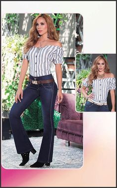 Jeans Style, Bell Bottoms, Bell Bottom Jeans, Lily, Textiles, My Style, Outfits, Fashion, Moda