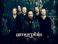 Amorphis | Official Website  #70000tons #metalcruise