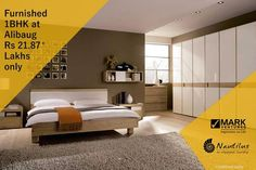Well furnished luxurious 1BHK filled with comfort for your family only for 21.87 Lakhs  To know more visit http://nautilusalibaug.in/flats/weekend-home/