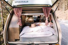 Elma, der Innenausbau: Vorher - Nachher — luna lene Vw T3 Westfalia, Camper Ideas, Vw Bus, Camper Van, Outdoor Furniture, Outdoor Decor, Wanderlust, Vans, Camping