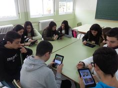 Queremos MusicArte: #refraneroIESBF: Trabajo multidisciplinar y por competencias con las tablets